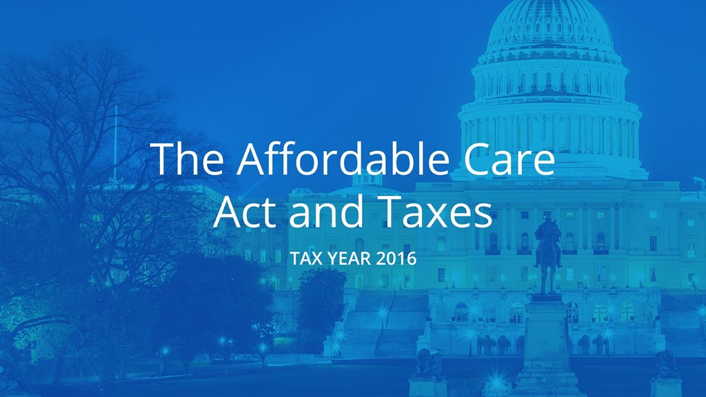 Tax Year 2016 ACA Reference Guide