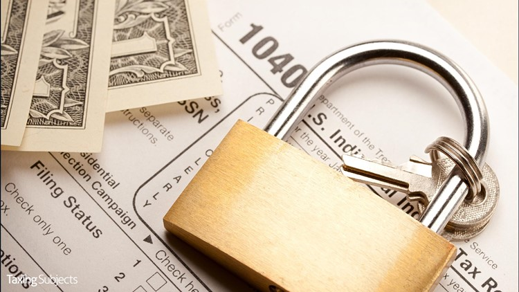 Get Prepped for Tax Season, Tax Security