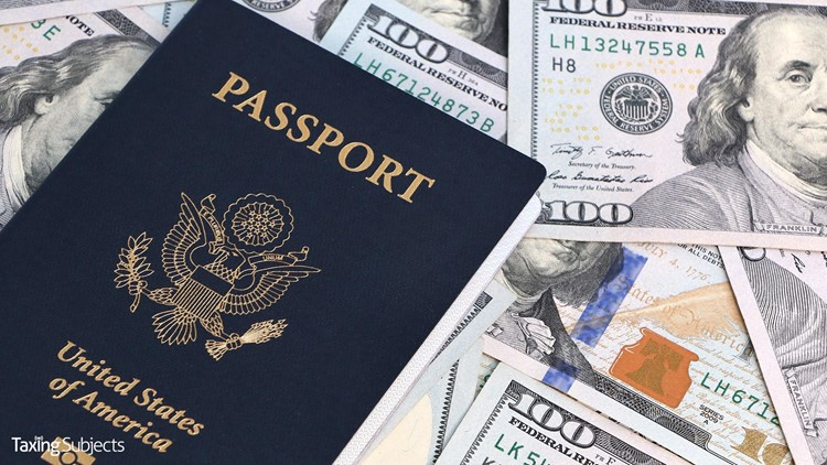 Pre-Tax Season Reminders: Passports and Refunds