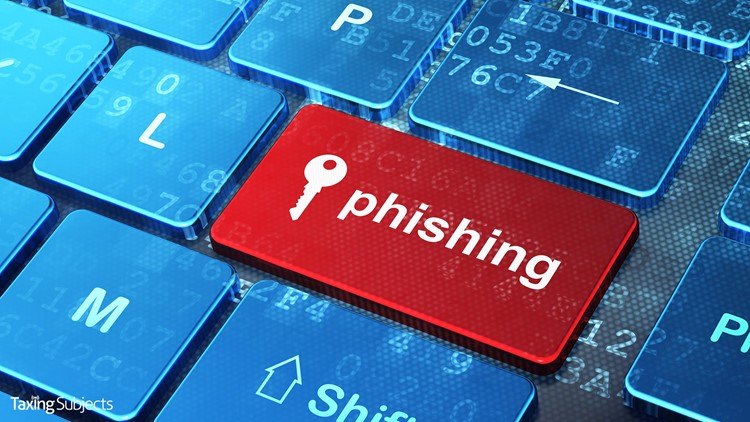 Phishing Scam Targets e-Services Users