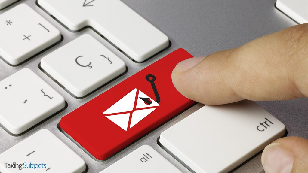Phishing Email Targets Tax Pros