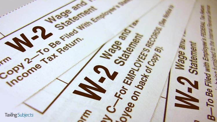 Identity Theft Scam Aimed at W-2 Data