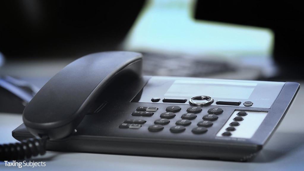 "IRS Fielding Flood of ""Inappropriate"" Calls to e-Help Desk"