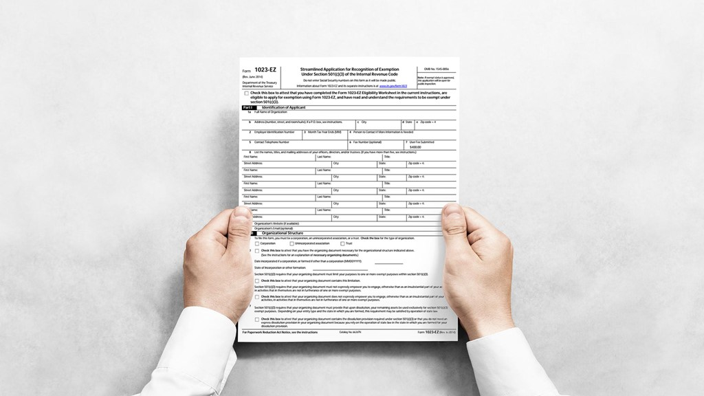 Irs Makes Form 1023 Ez Data Available Online Taxing Subjects