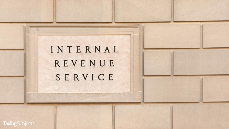 IRS to Have Acting IRS Commissioner in November