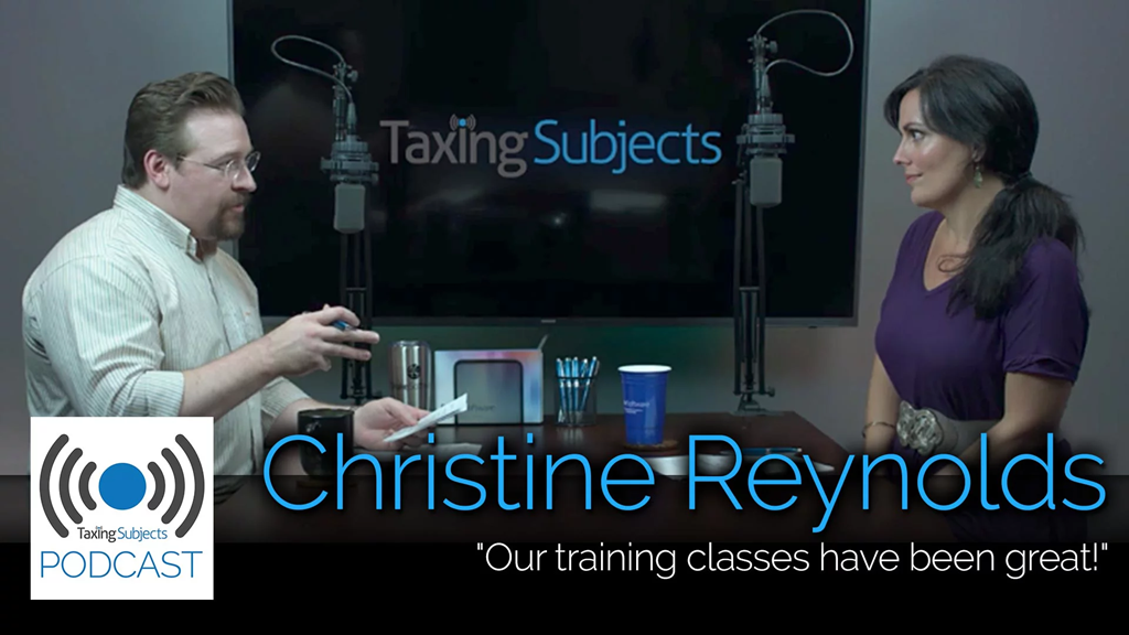 Christine Reynolds Hits The Road With Drake Education – EP3