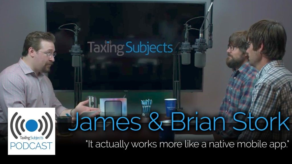 James & Brian Stork Preview New Software Features - EP2