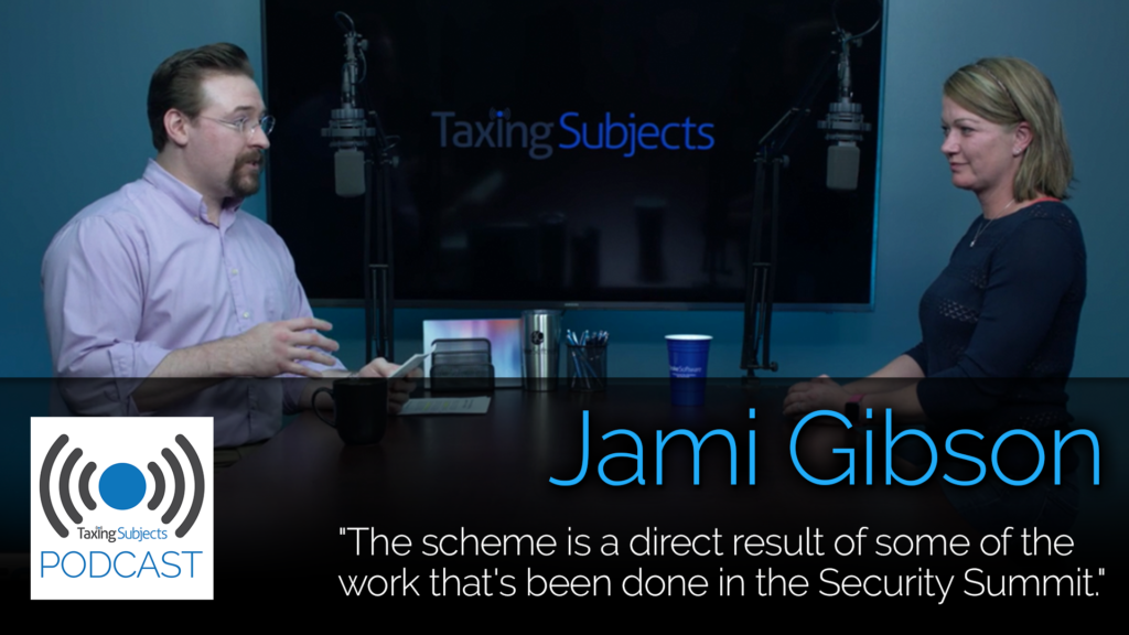 Jami Gibson Talks Passwords – EP8