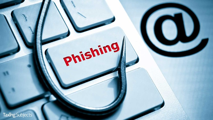 Phishing Emails Mimic State Professional Organizations