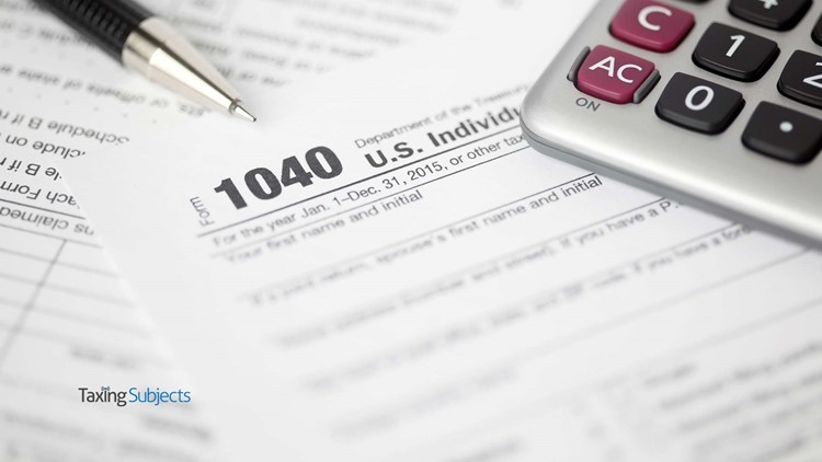 "IRS Says New 1040 to use ""Building Block Approach"""