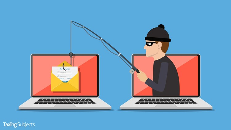 National Tax Security Awareness Week: Phishing Scams