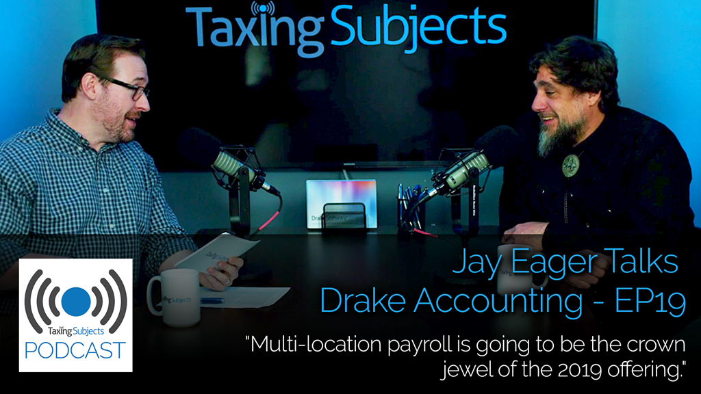 Jay Eager Talks Drake Accounting - EP19
