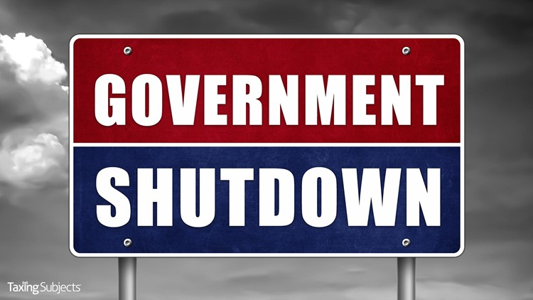 Here's What the Government Shutdown Means for the IRS and for Taxpayers