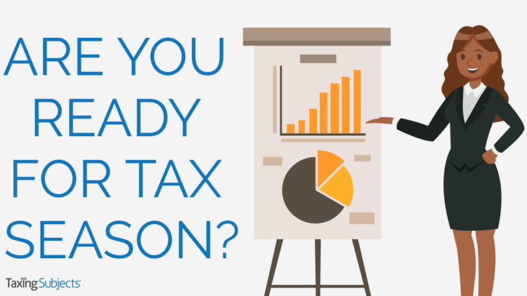 """Are You Ready for Tax Season?"" Survey Results"