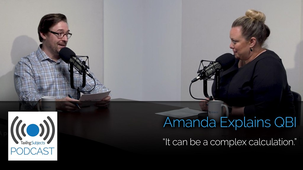Amanda Explains QBI – EP25