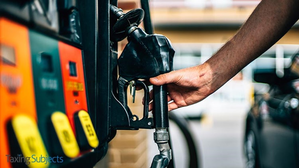 No Dyed Fuel Penalty in Florida, IRS Says