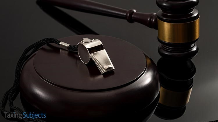 IRS and TTB Improving Whistleblower Claims Process