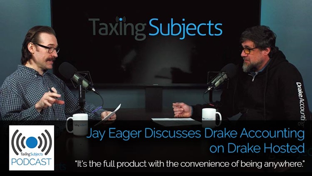 Jay Eager Discusses Drake Accounting on Drake Hosted - E38