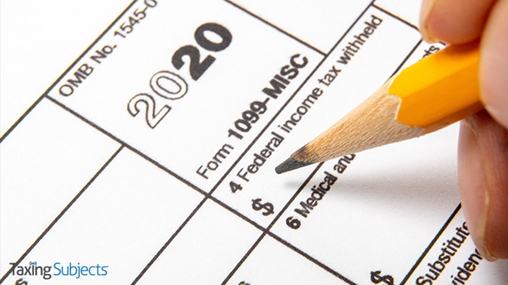 IRS to Businesses: Don't Forget Backup Withholding Deadlines!