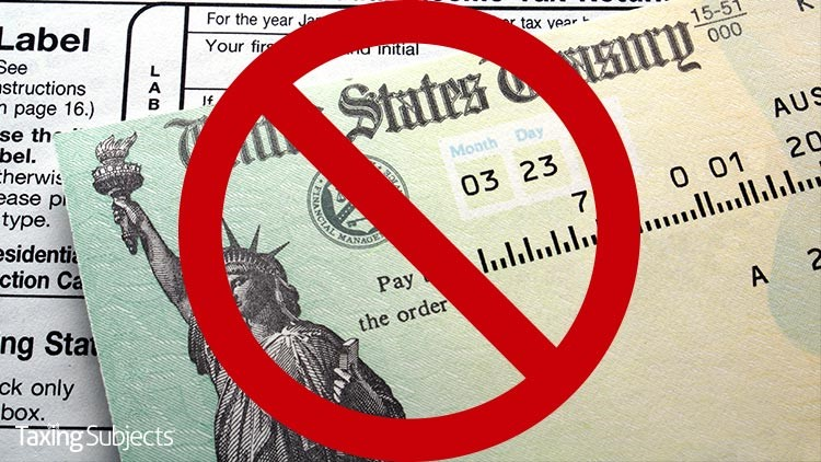 The IRS Isn't Processing Paper Tax Returns