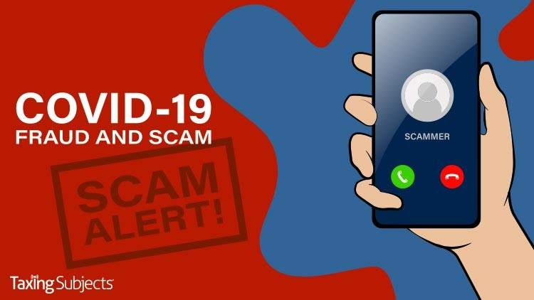 IRS Publishes Five Security Tips to Combat COVID-19 Scams