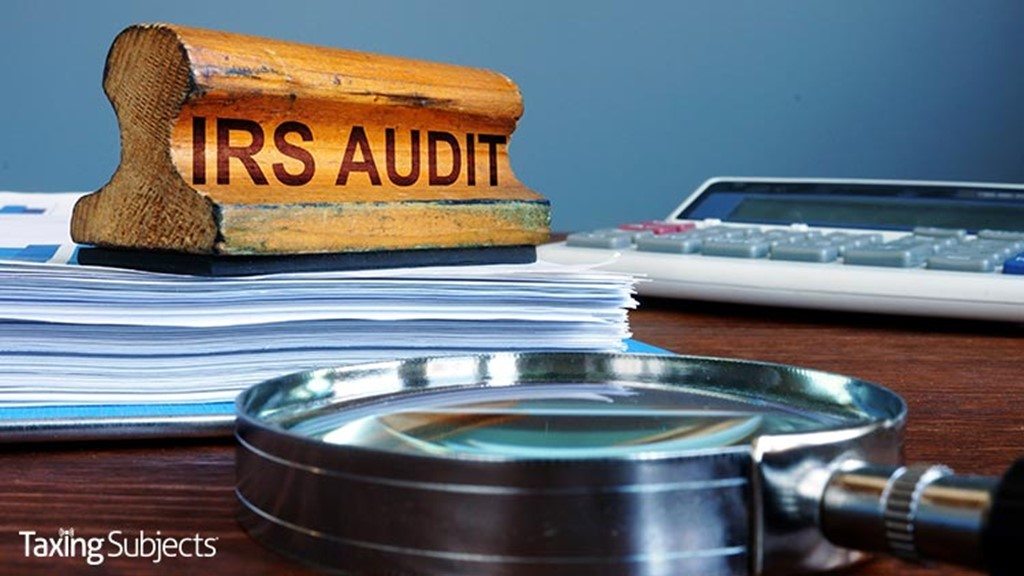 Audits Slashed During IRS Pandemic Shutdown