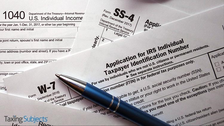 Taxpayers Should Renew Their ITIN Early