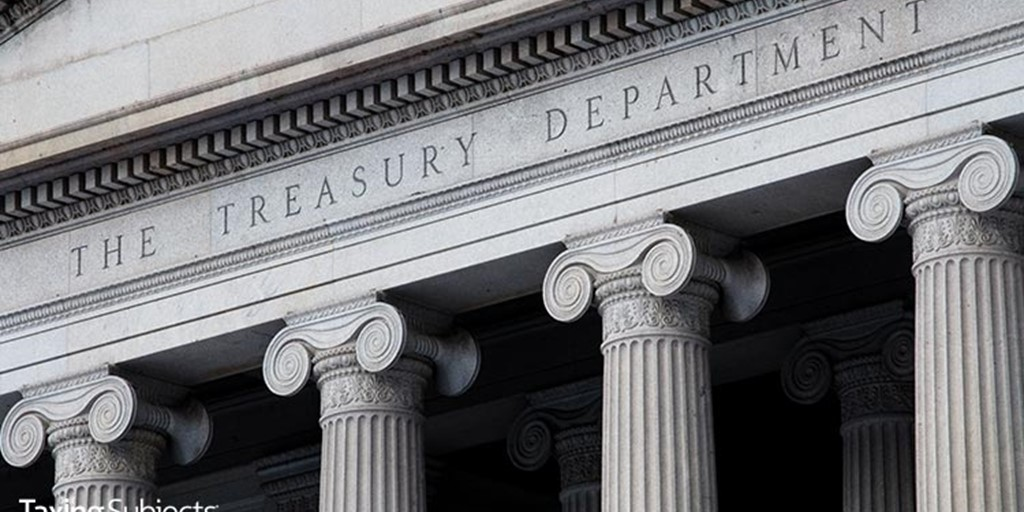 Treasury Has Started Sending $600 Payments
