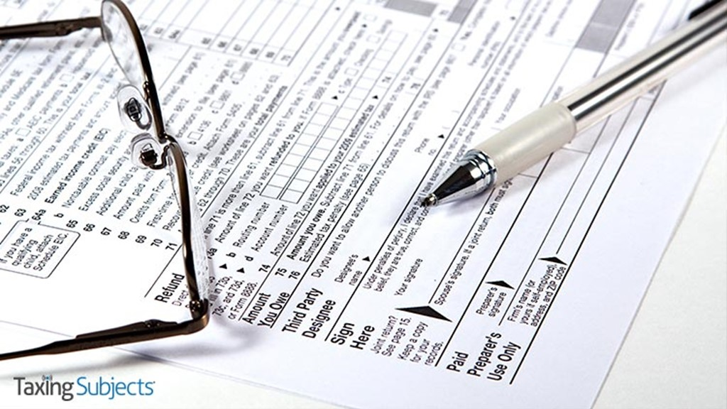 IRS Warns About Preparers Who Don't Sign Their Works