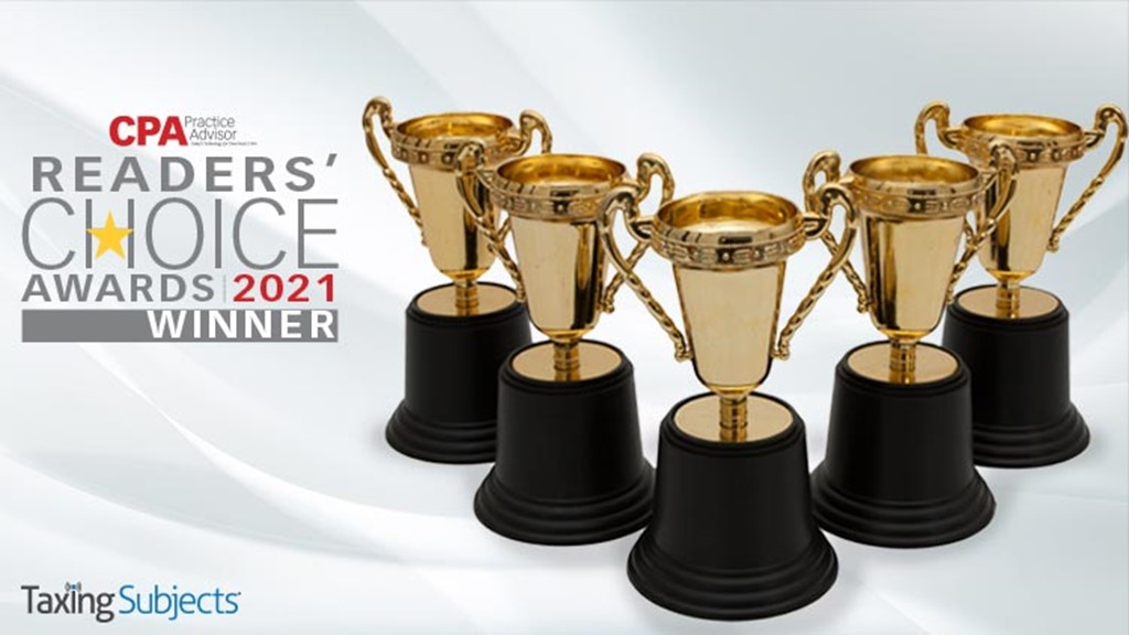 Drake Wins 5 Categories in 2021 CPA Practice Advisor Readers' Choice Awards